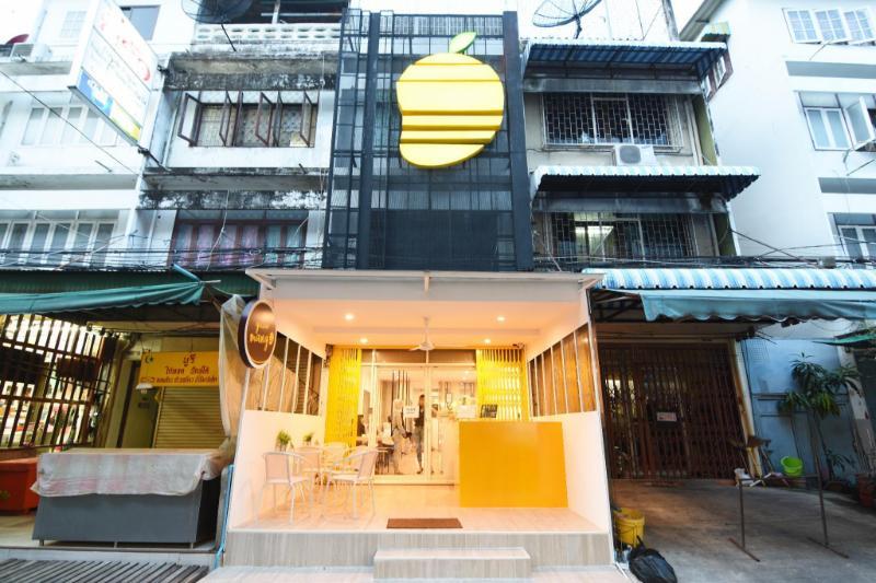 黃芒果青年旅館