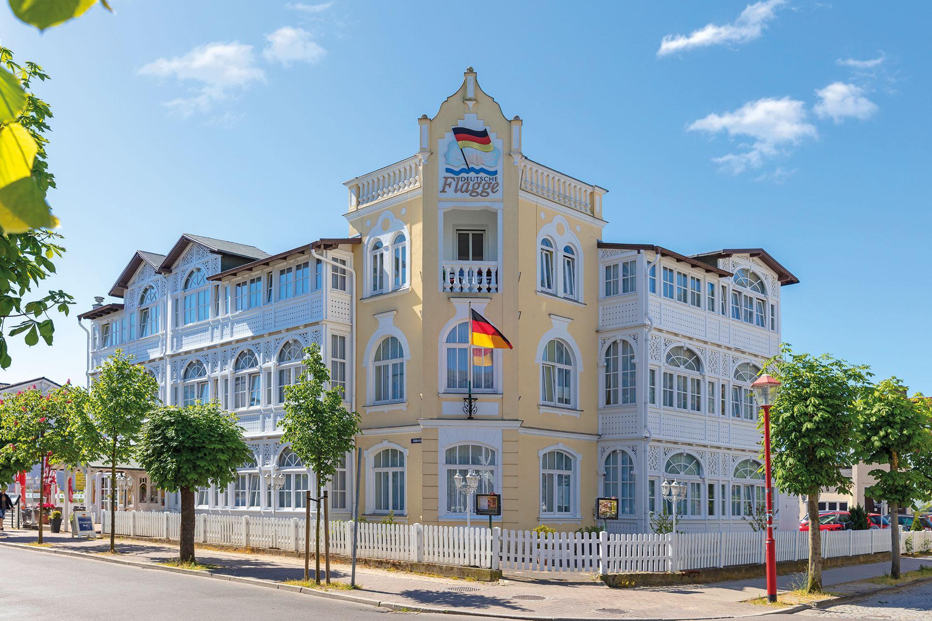 Deutsche Flagge Hotel, Vorpommern-Rügen