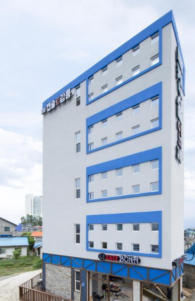 江陵膠囊旅館