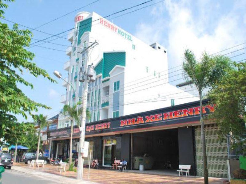 Henry Hotel, Rạch Giá