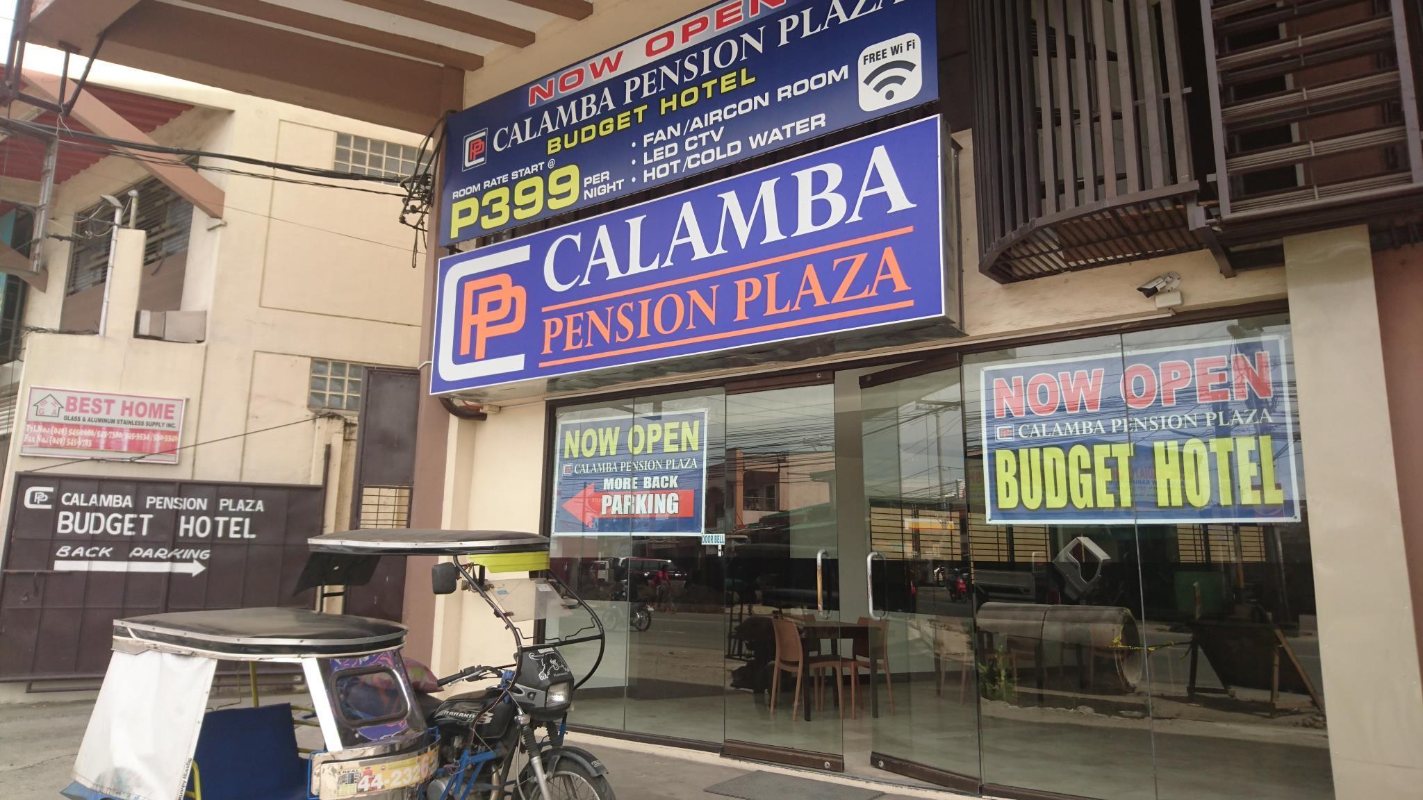 CALAMBA PENSION PLAZA, Calamba City