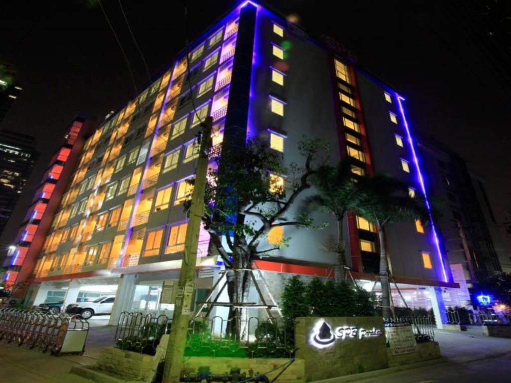 SPB パラダイス ホテル1