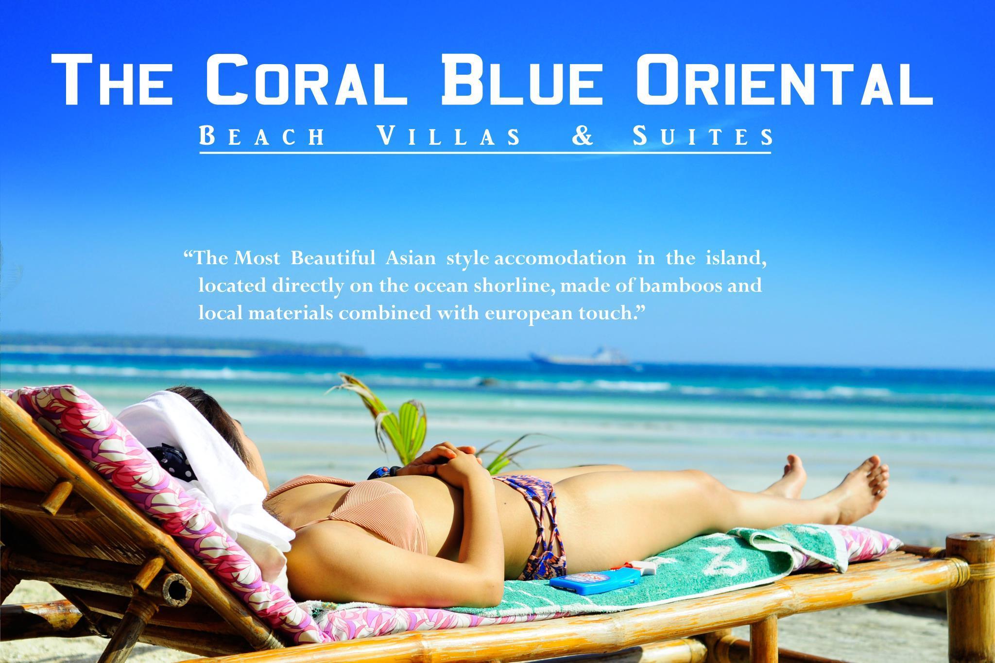 The Coral Blue Oriental Villas & Suites, Santa Fe