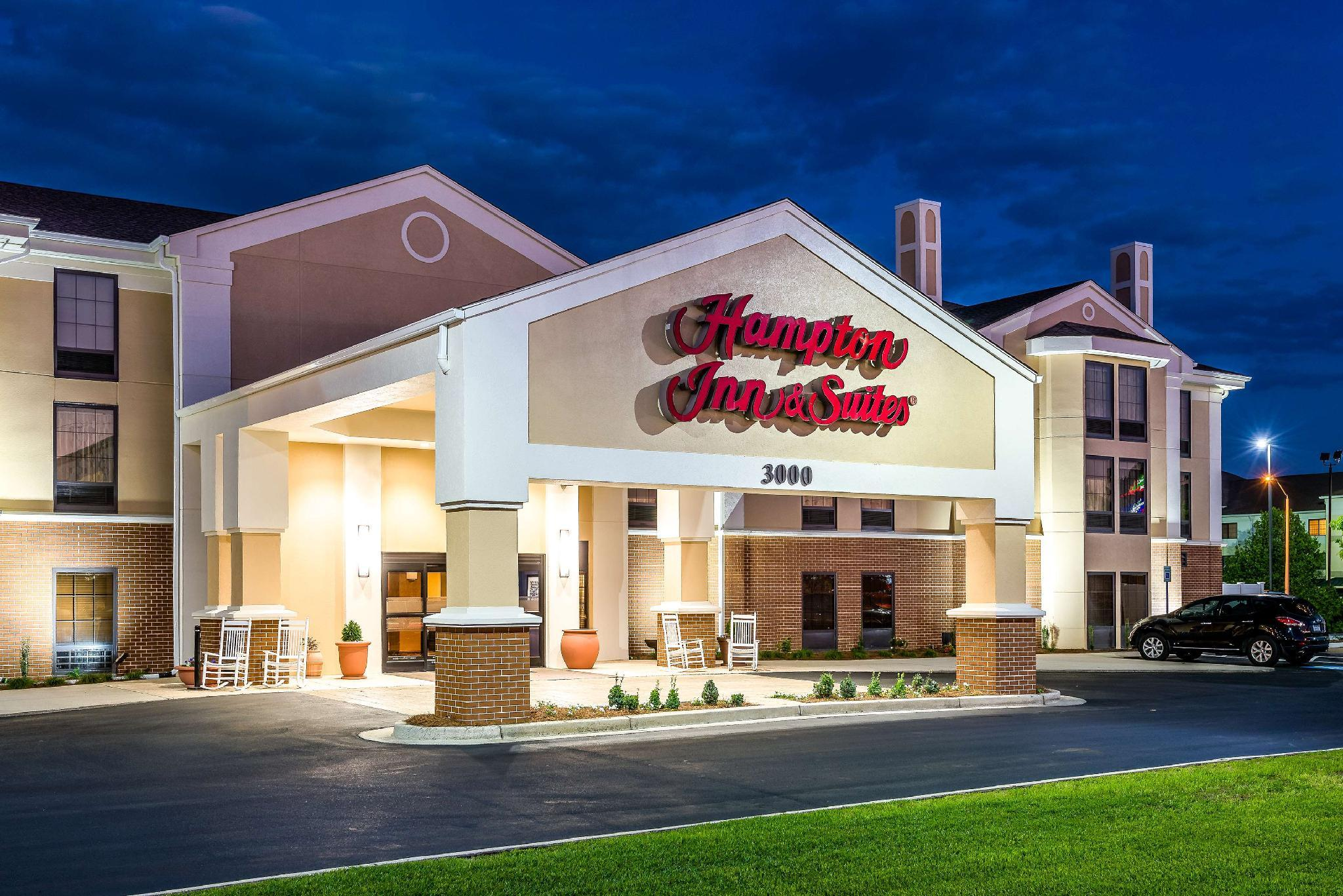 Hampton Inn and Suites Florence Civic Center, Florence