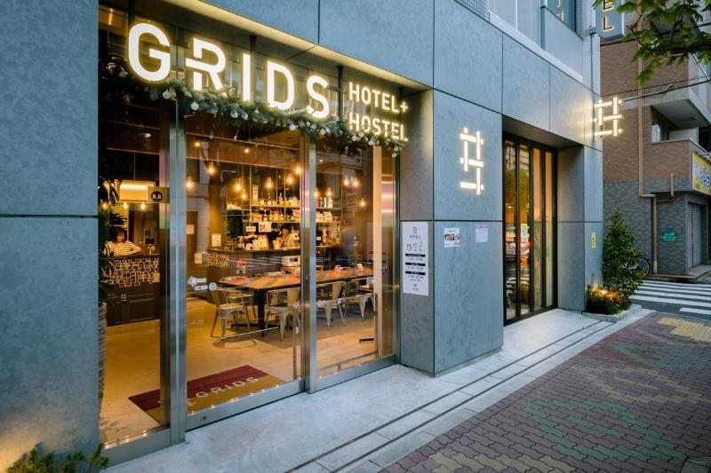GRIDS飯店&青年旅館 - 東京淺草橋