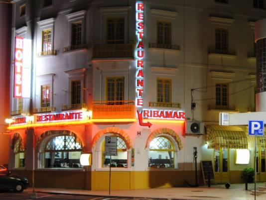 Hotel Ribamar, Nazaré