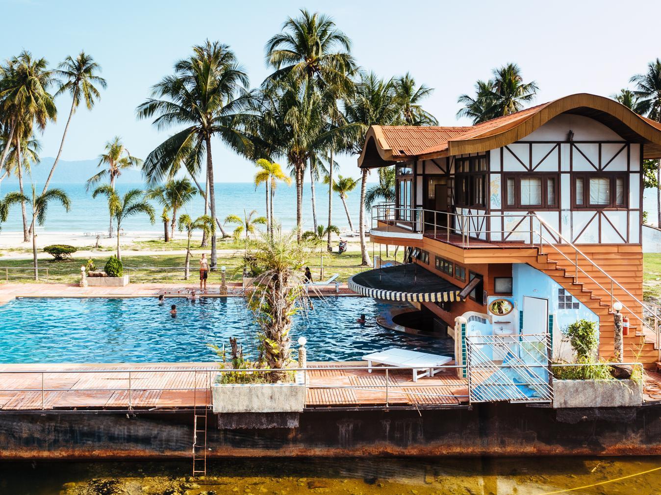 Koh Chang Boat Chalet Hotel, K. Ko Chang