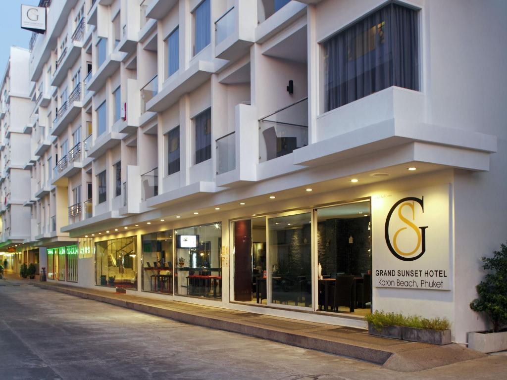 グランド サンセット ホテル4