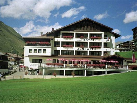 Hotel Jenewein Gurgl ****