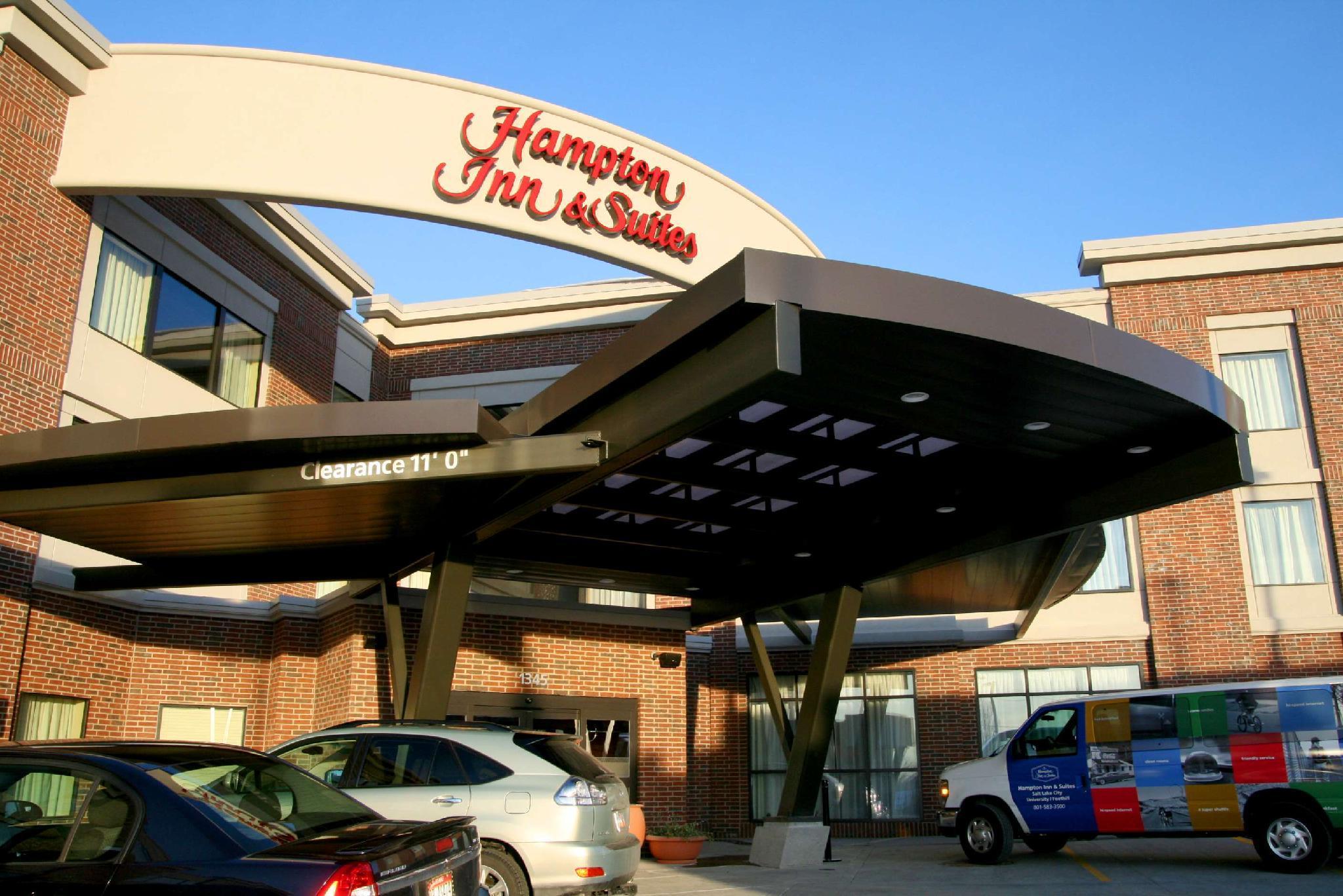 Hampton Inn And Suites Salt Lake City-Univ Foothill Dr., Salt Lake