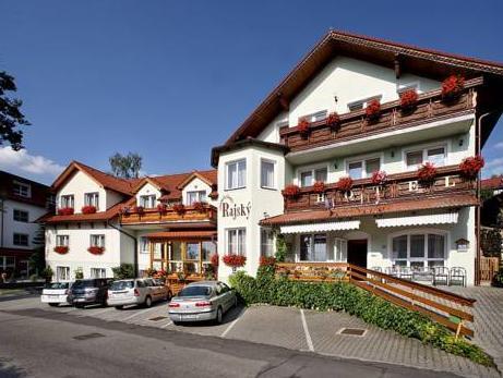 Hotel Garni Rajský