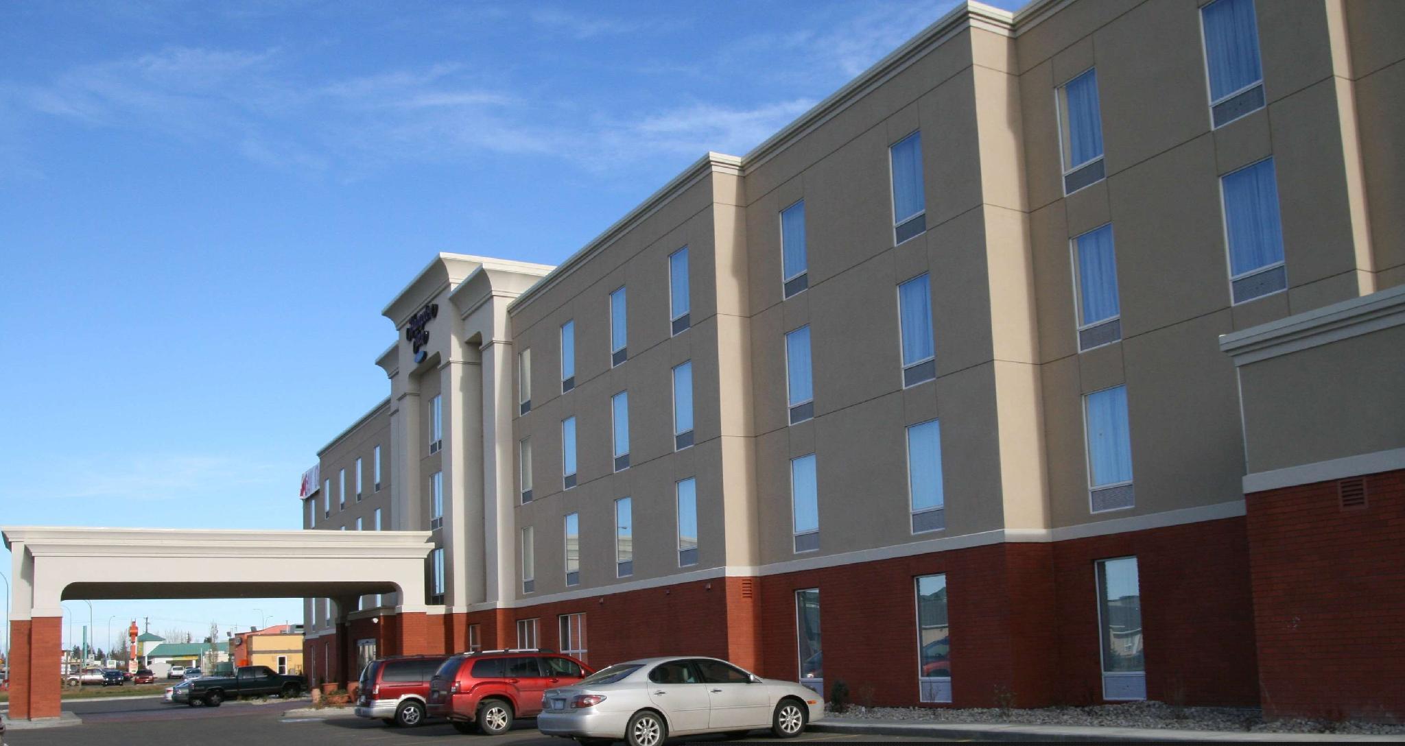 Hampton Inn Fort Saskatchewan, Division No. 11