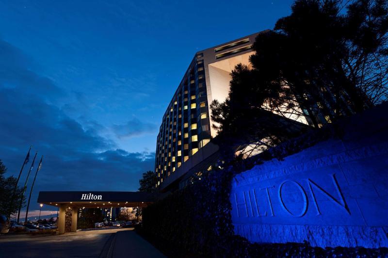 明尼阿波利斯聖保羅機場希爾頓飯店
