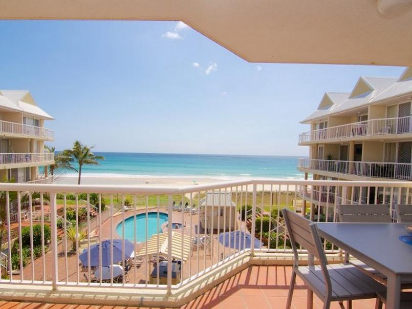Crystal Beach Apartments, Bilinga-Tugun