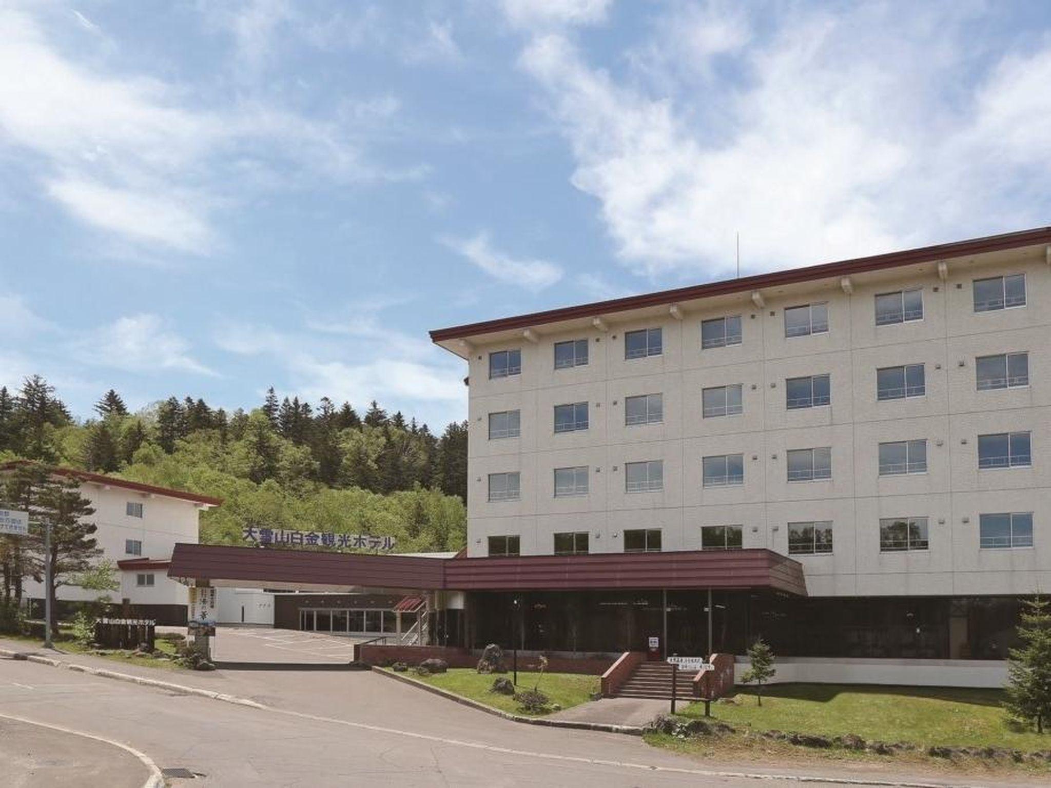 Taisetsuzan Shiroganekankou Hotel, Biei