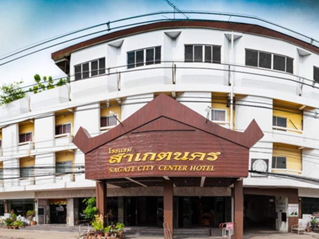 セガテナコーン ホテル1