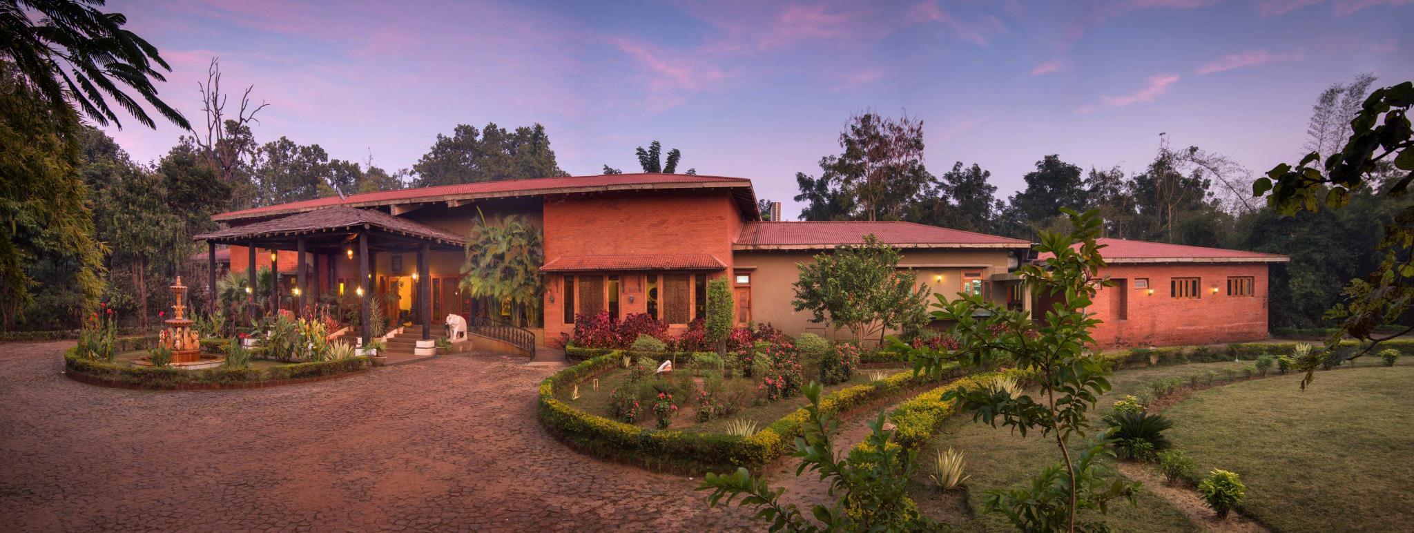 Syna Tiger Resort, Umaria
