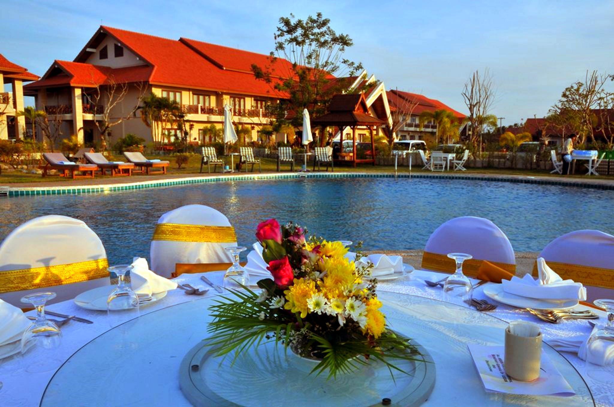 Daosavanh Resort & Spa Hotel, Khanthabouly