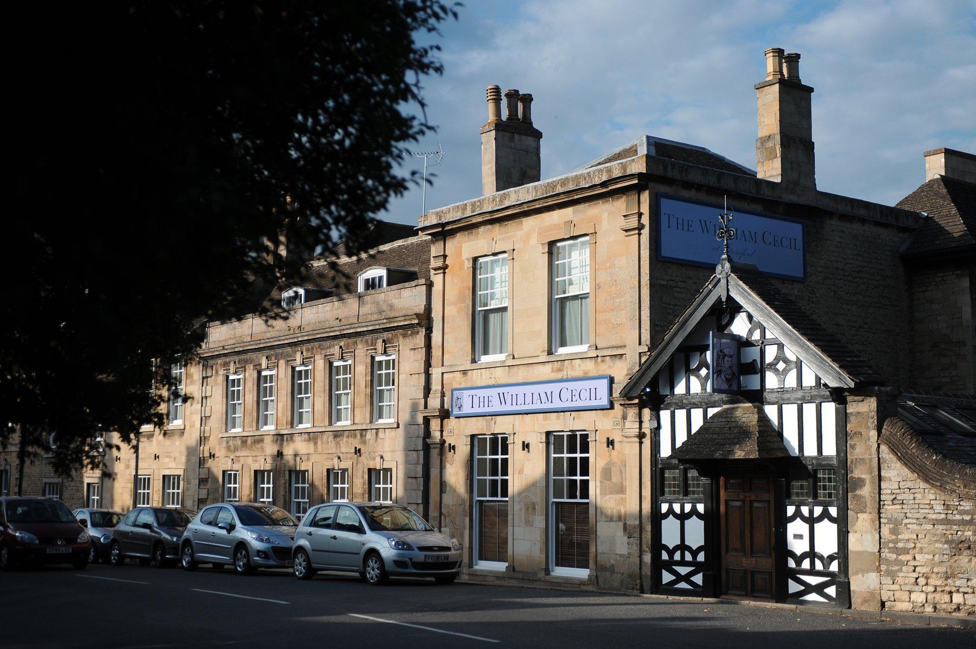 The William Cecil Hotel, Lincolnshire