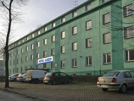 Hotel Labedy i Hostel Labedy