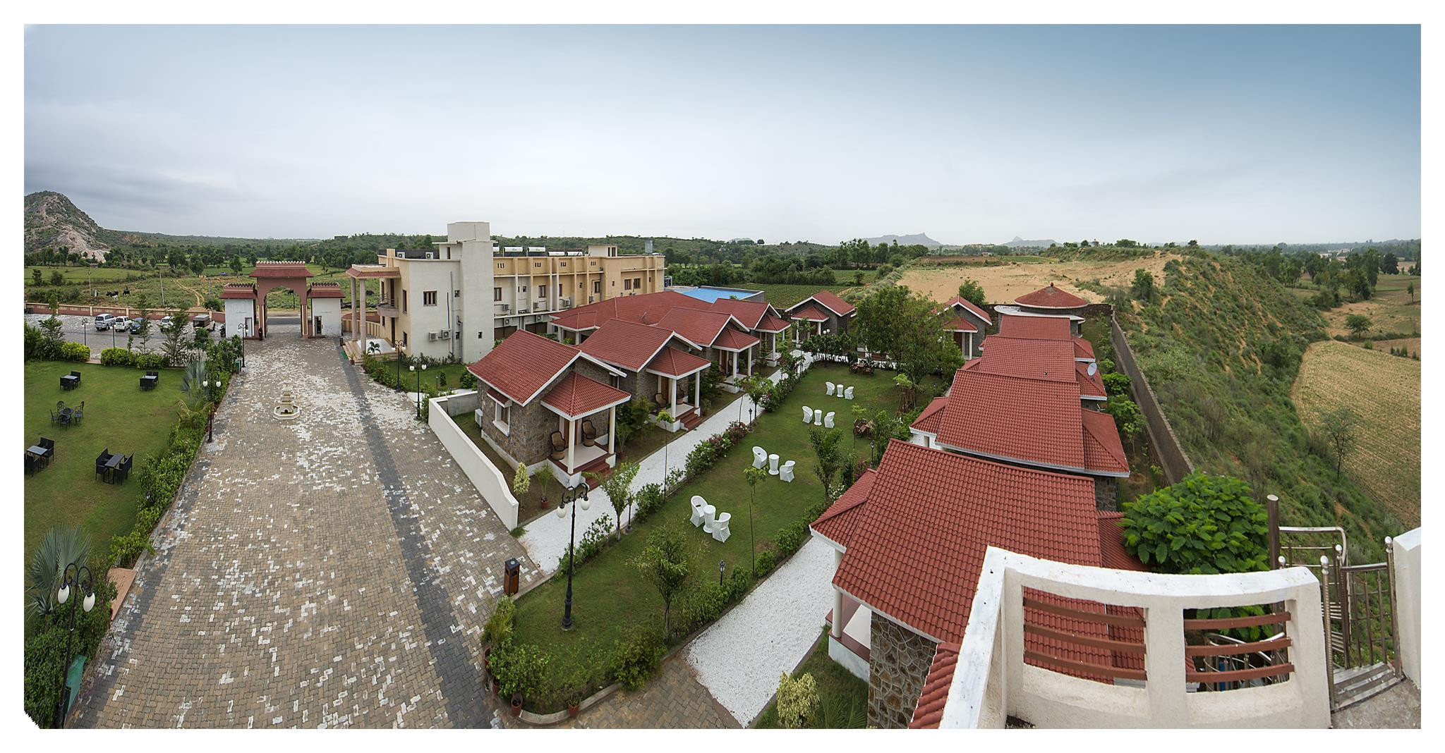 The Lohana Village Resort Rajpura, Jalor
