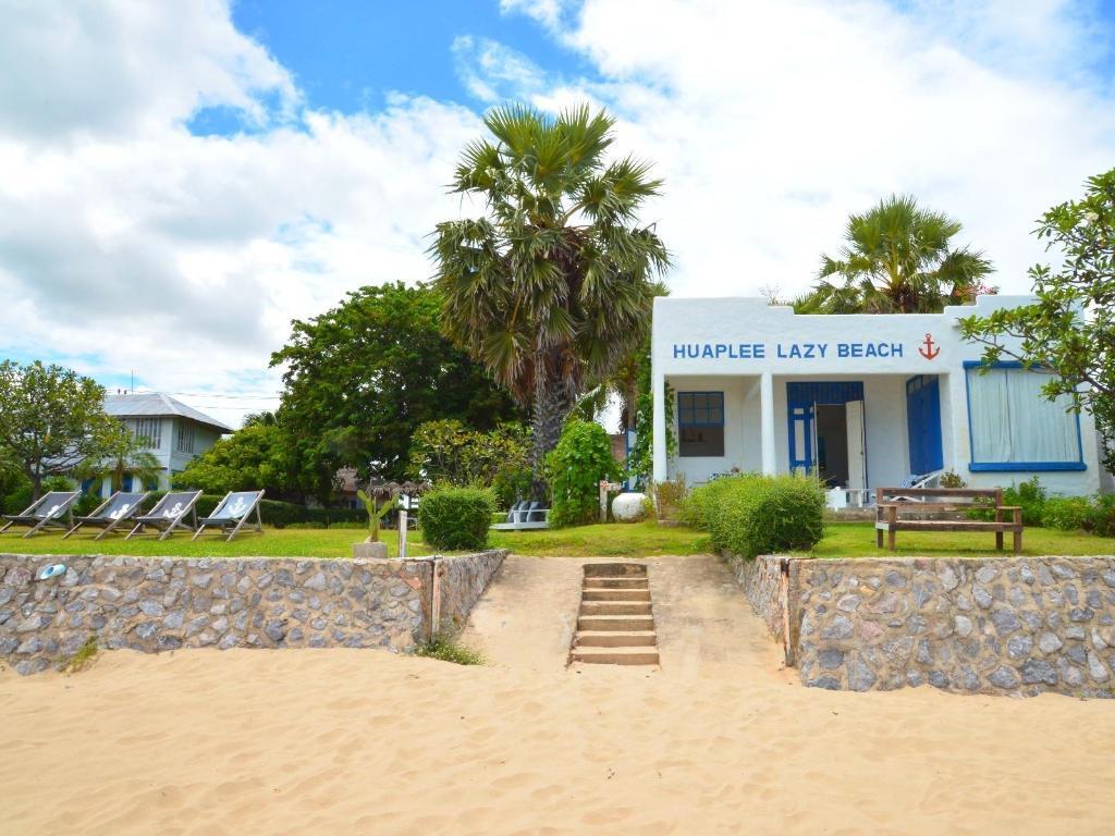 フア プリー レージー ビーチ ホテル1