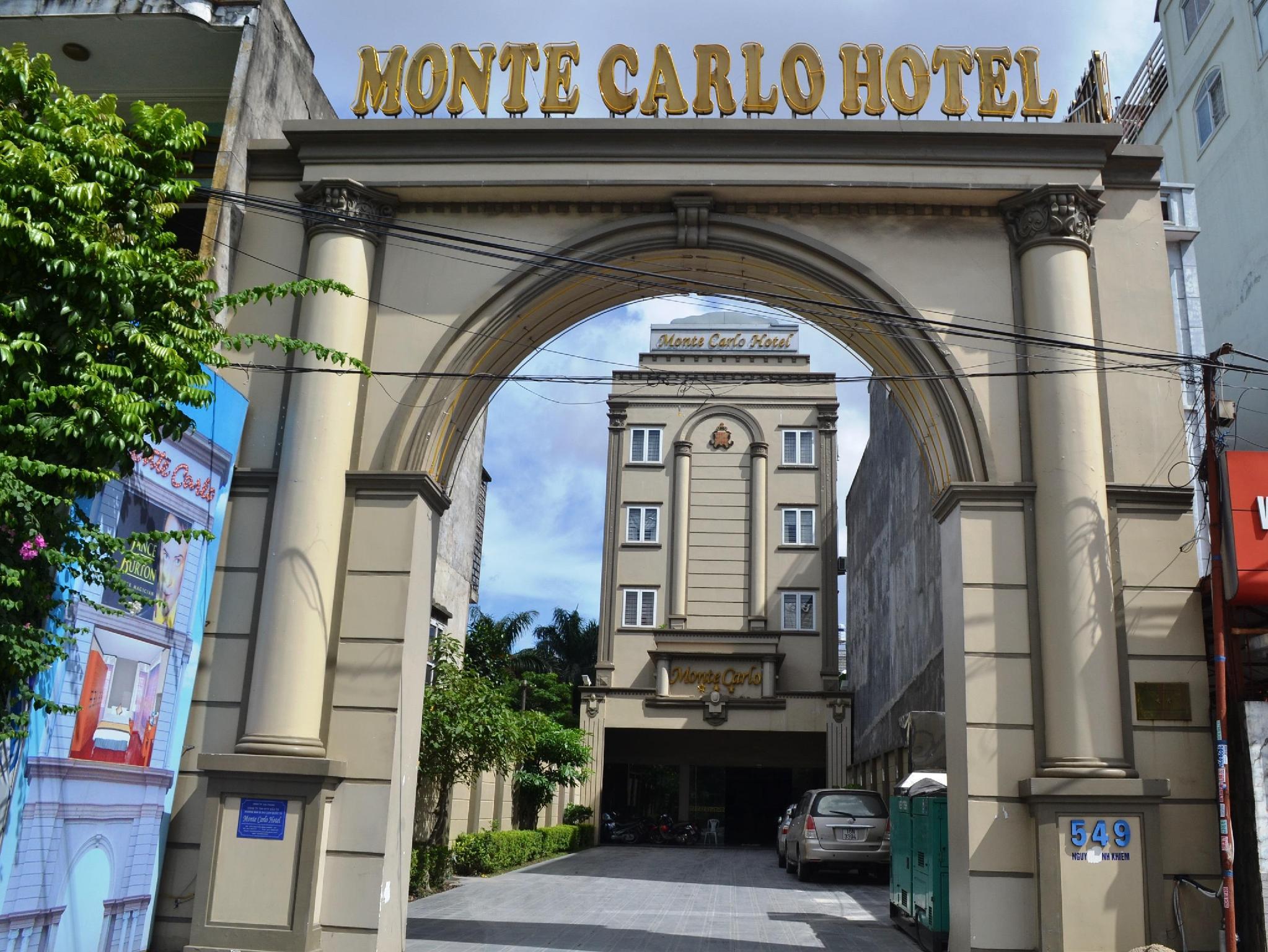 Monte Carlo Hotel Hai Phong, Hải An