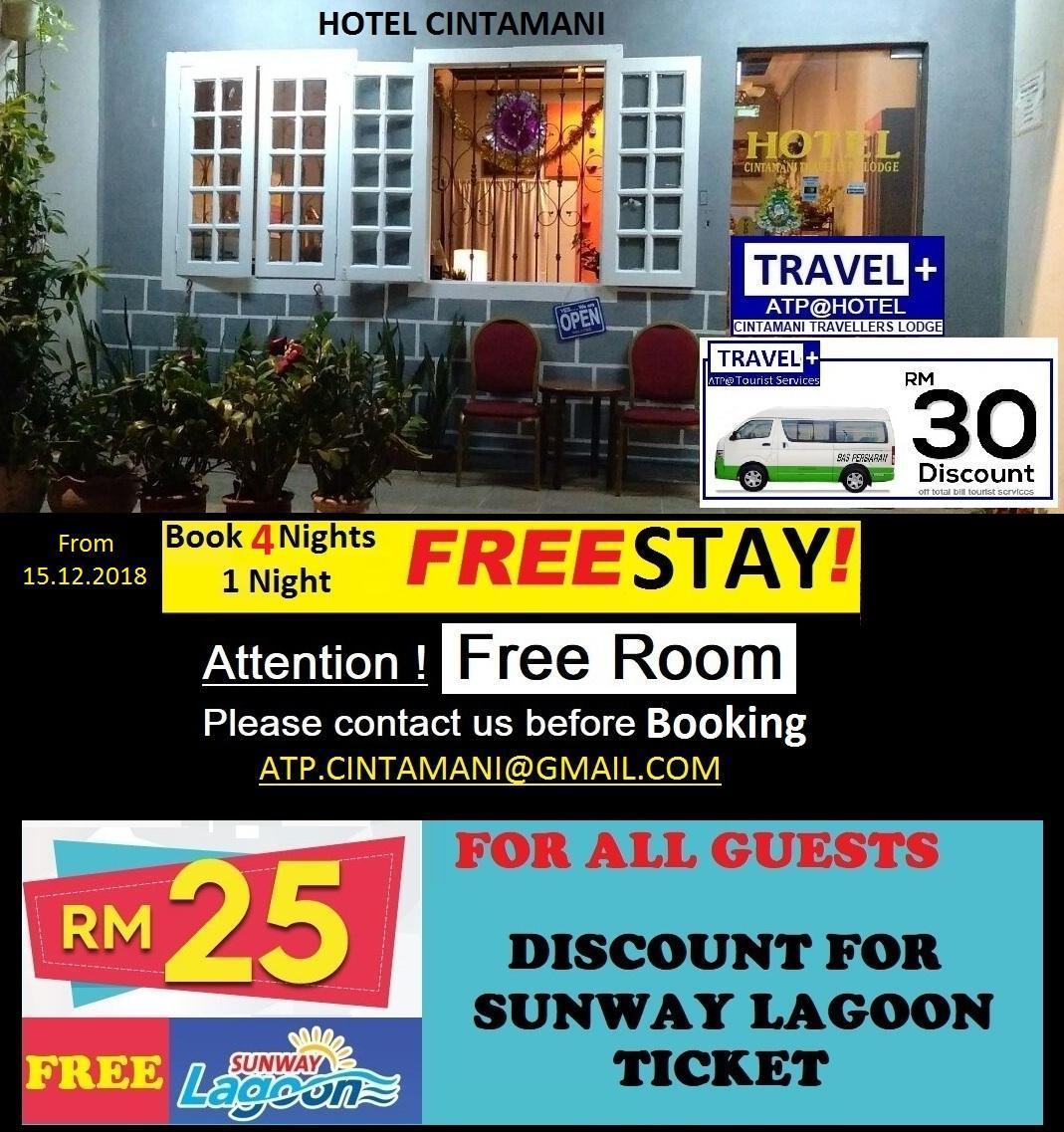 Cintamani Travellers Lodge Kuala Lumpur, Kuala Lumpur