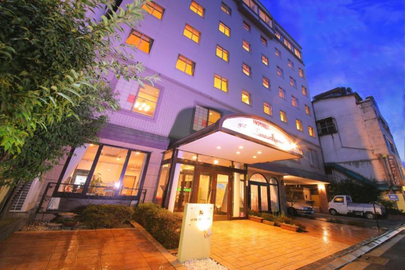 日笠克萊爾飯店