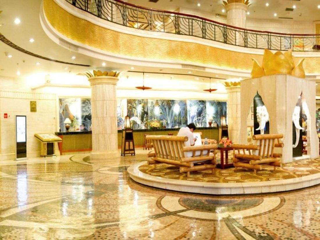 西双版纳景兰大酒店 (king lang hotel)