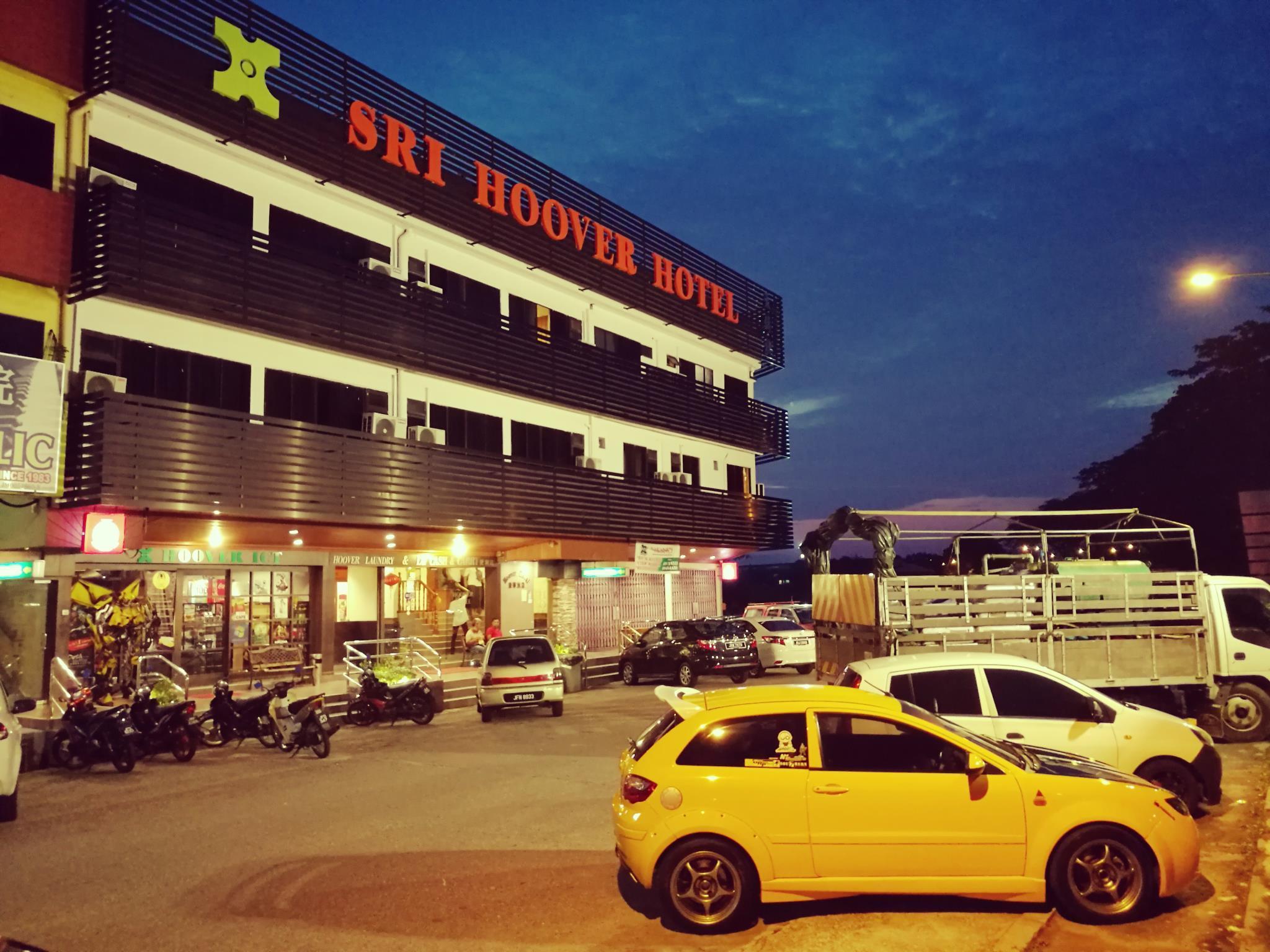 Sri Hoover Hotel, Kulaijaya