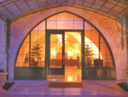 Savon Hotel, Merkez