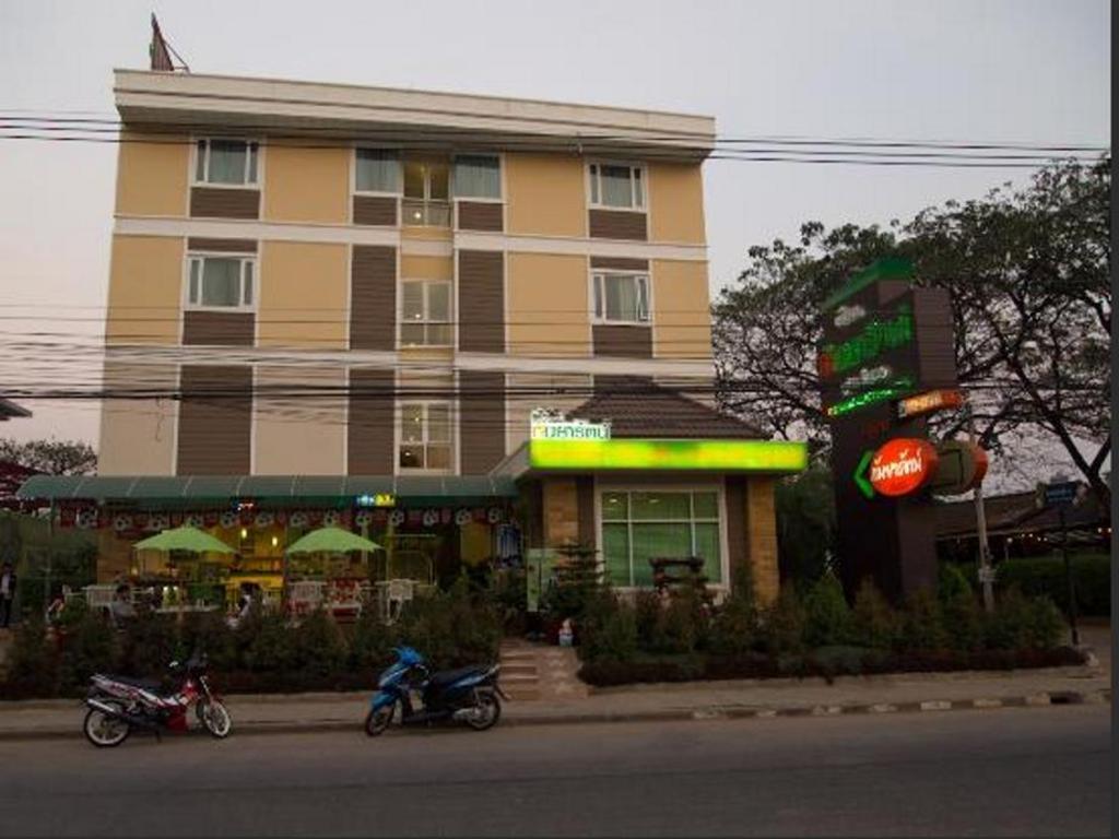 ルエアン カンヤラット ブティック ホテル7
