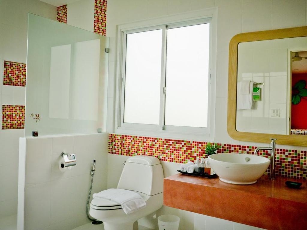 ブサバ バンコク ブティック ホテル15
