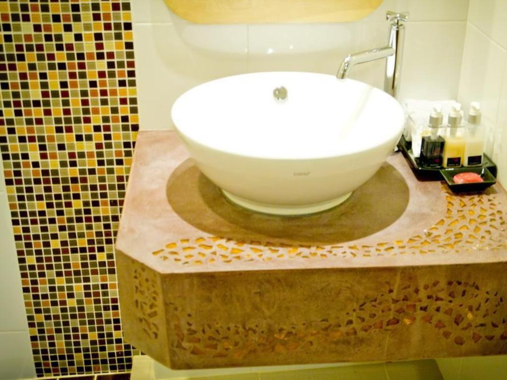 ブサバ バンコク ブティック ホテル11