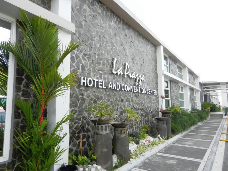 La Piazza Hotel and Convention Center, Legazpi City