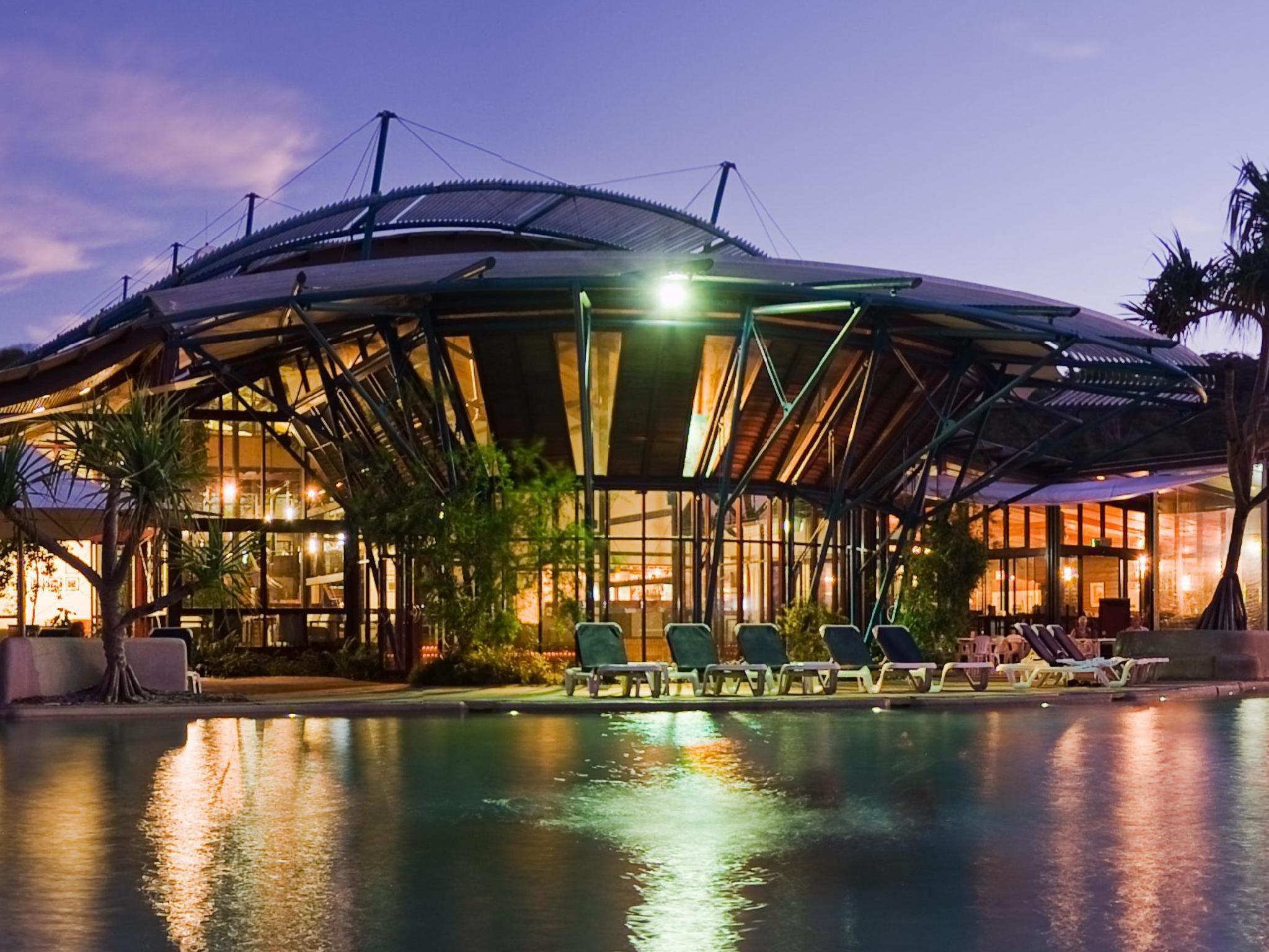 Kingfisher Bay Resort Fraser Island, Maryborough
