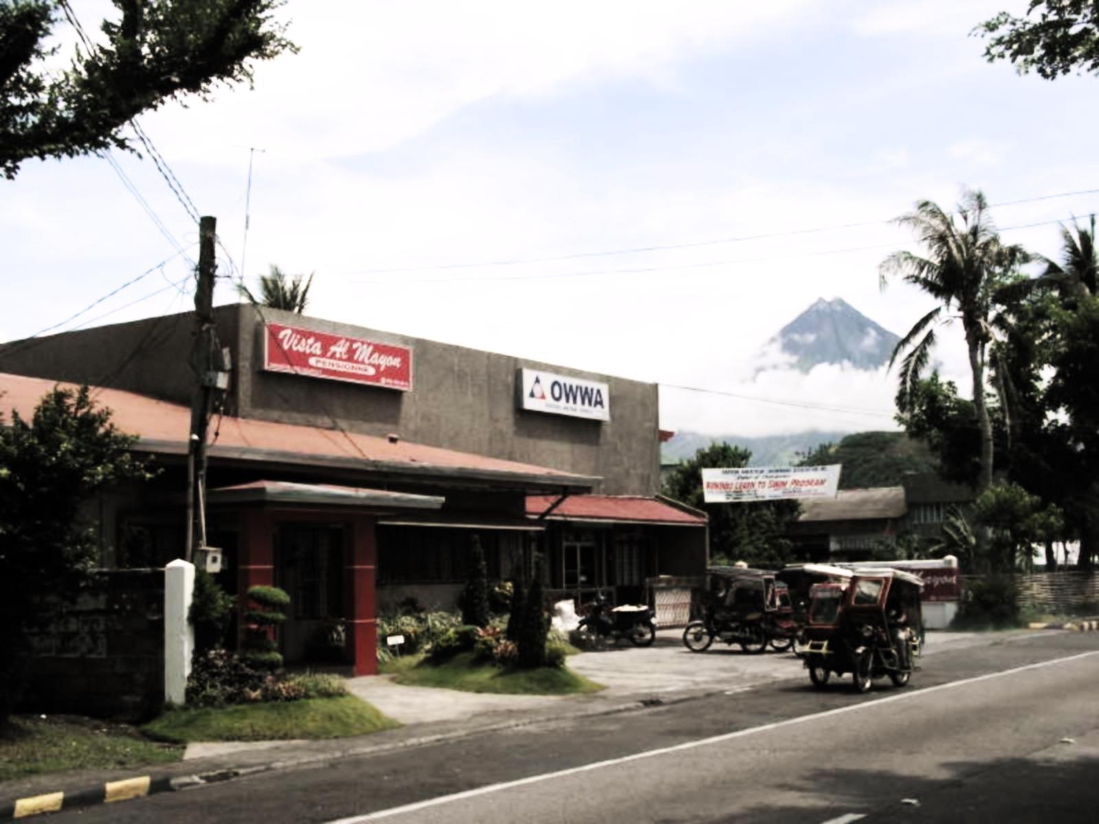 Vista Al Mayon Pensionne, Legazpi City