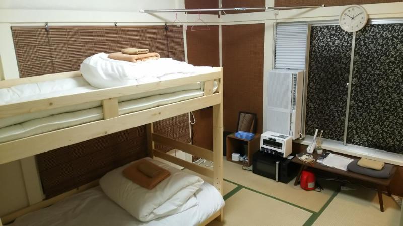 New Sale!! Asakusa Japanese style geust house#202