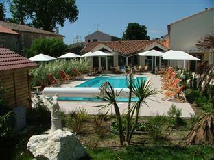Hotel Le Relais de Touvent, Charente-Maritime
