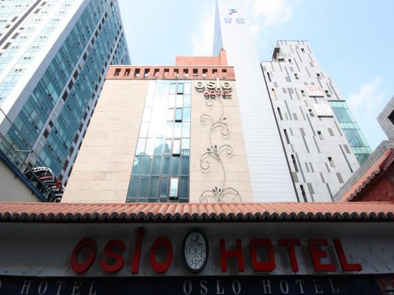 Hotel Oslo Seocho, Seocho
