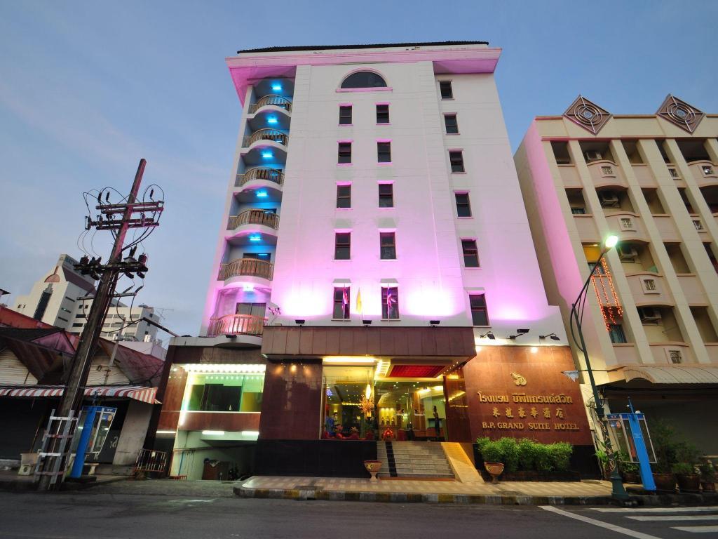 BP グランド スイート ホテル16