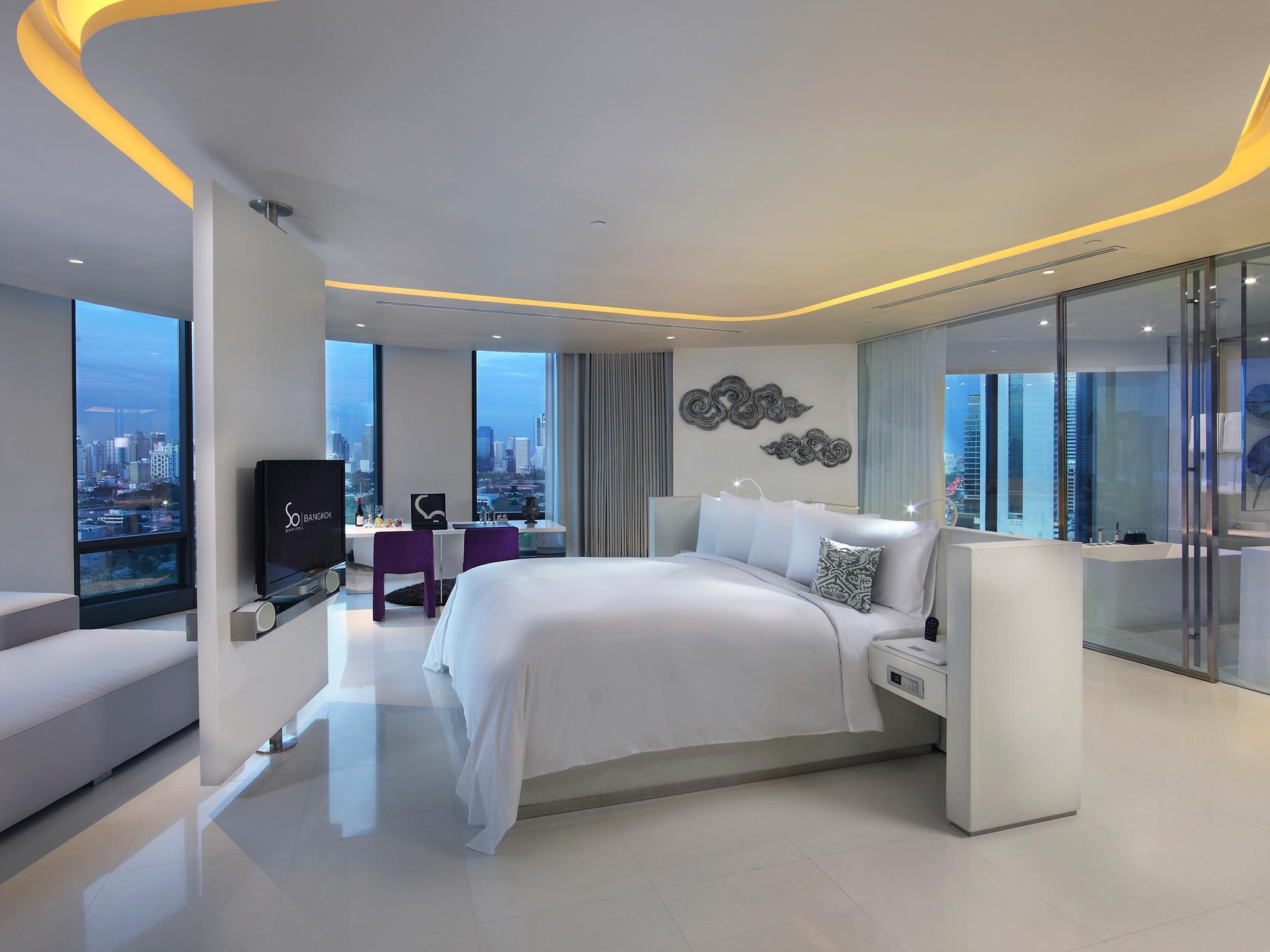 ソ ソフィテル バンコク (So Sofitel Bangkok Hotel)