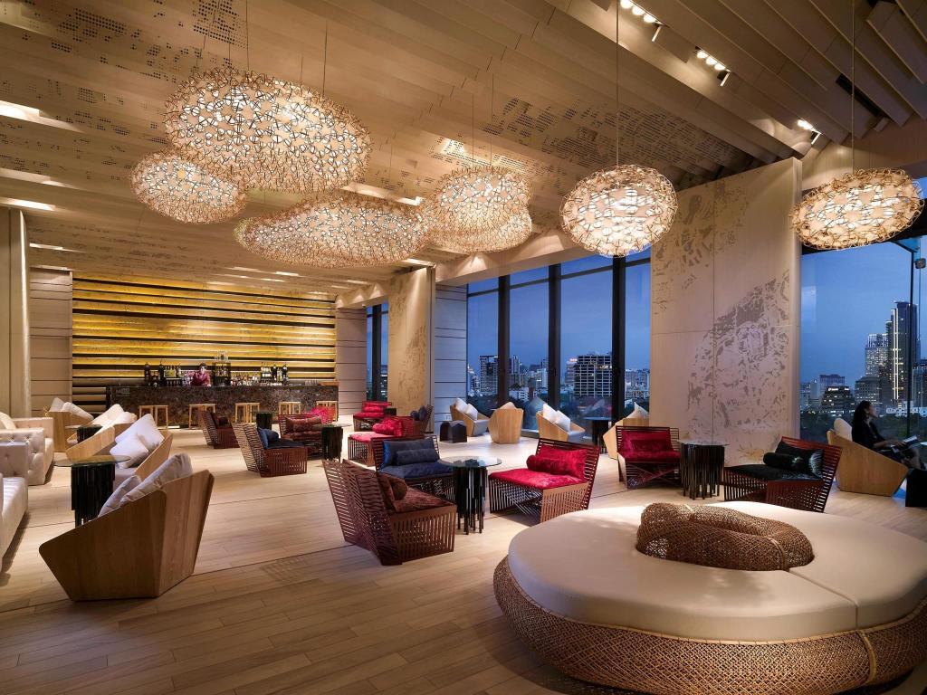 ソフィテル ソ バンコク ホテル2