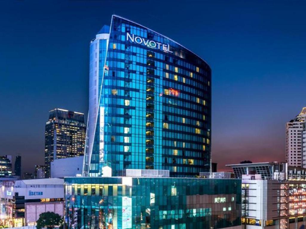 ノボテル バンコク プラチナム ホテル1