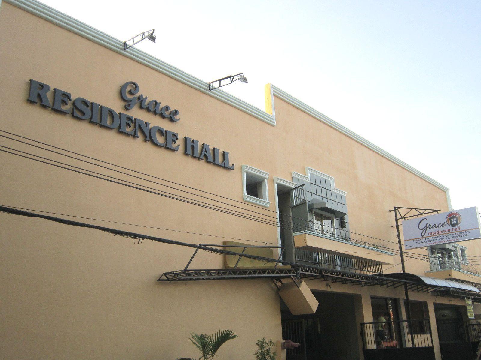 Grace Residence Hall, Cagayan de Oro City