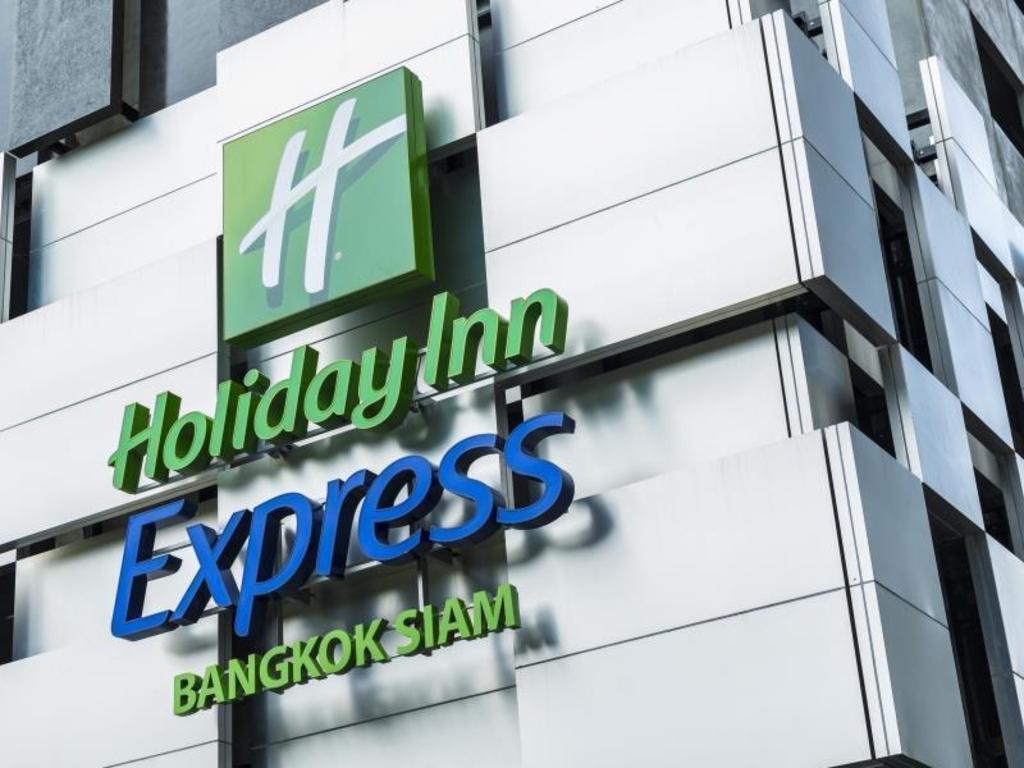 ホリデー イン エクスプレス バンコク サイアム ホテル8