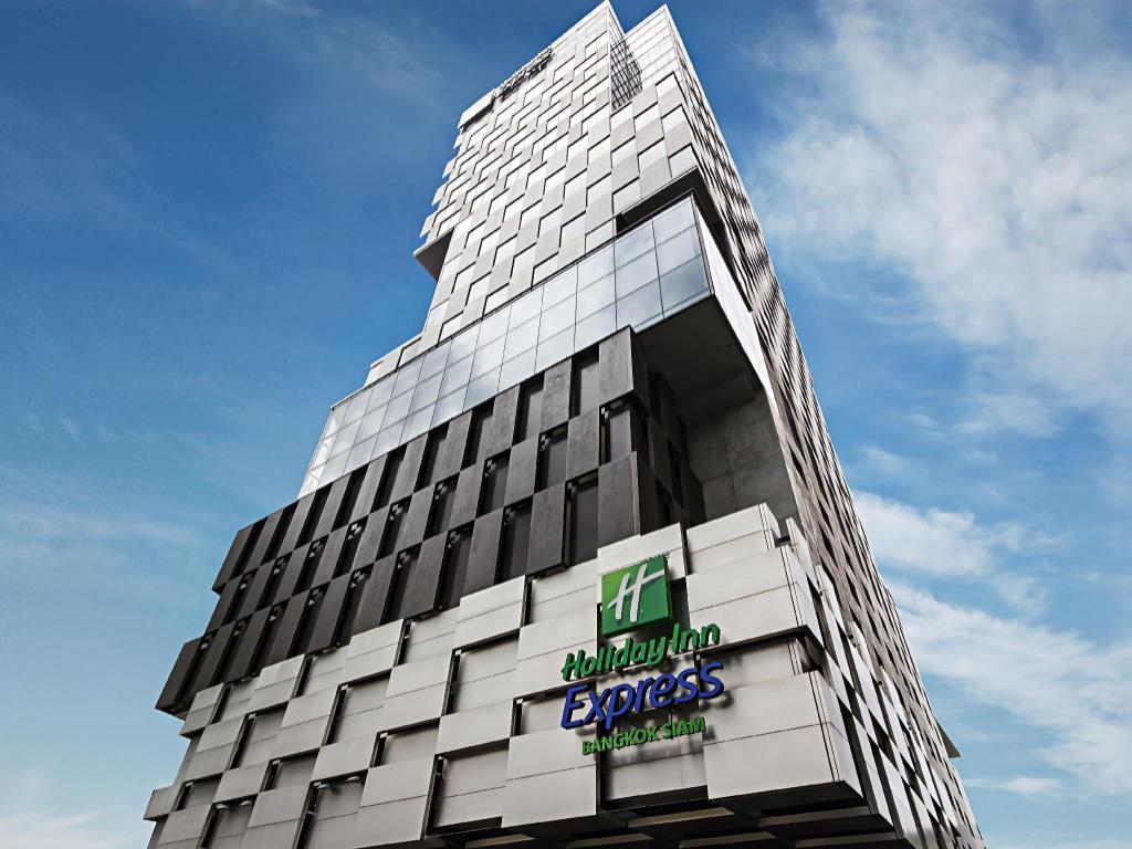 ホリデー イン エクスプレス バンコク サイアム ホテル1