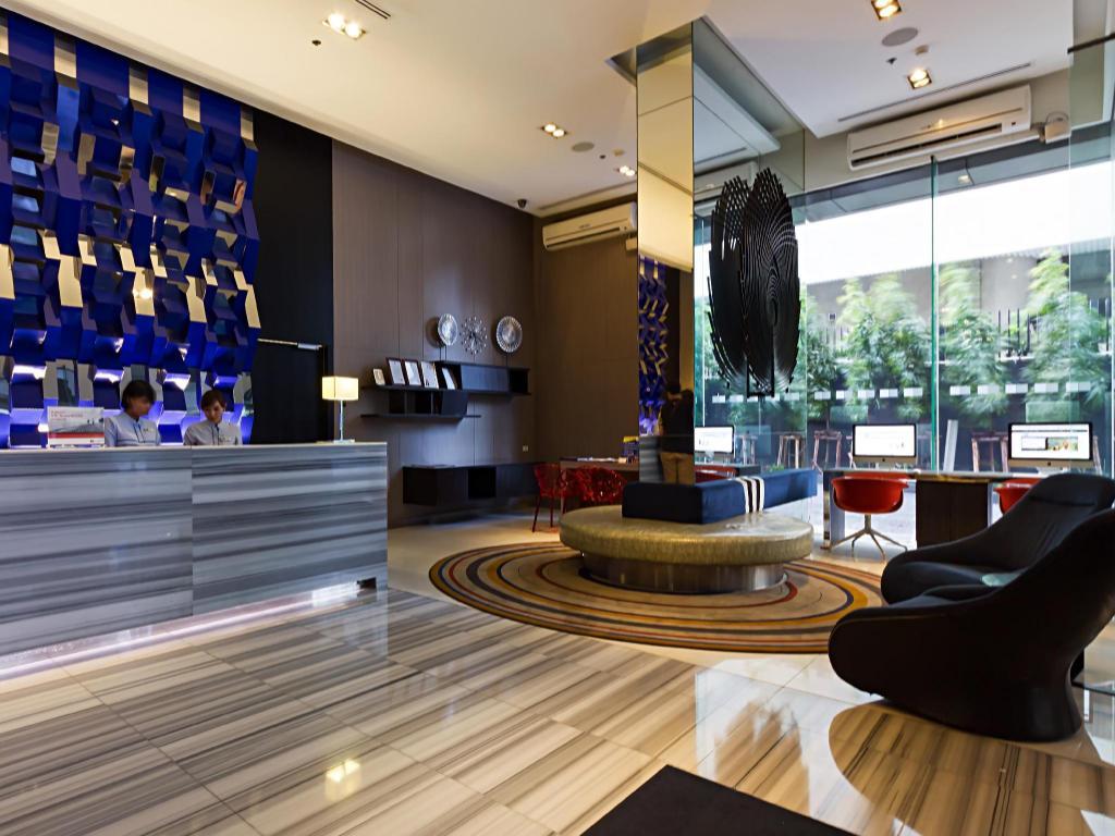 ホリデー イン エクスプレス バンコク サイアム ホテル2