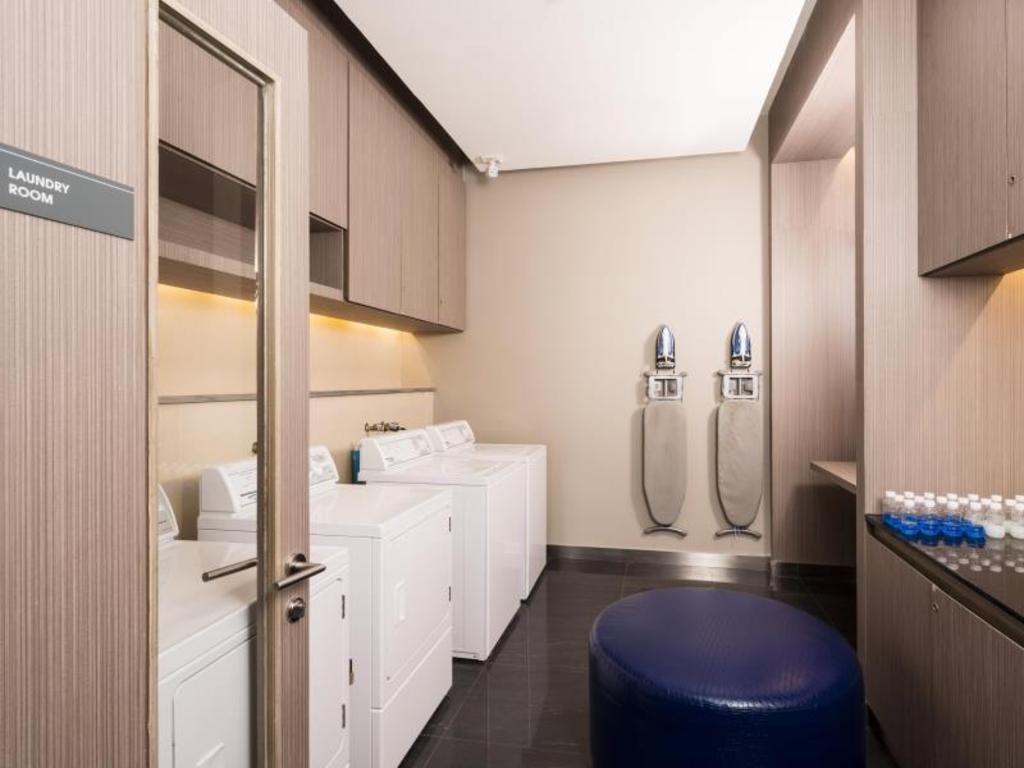 ホリデー イン エクスプレス バンコク サイアム ホテル16
